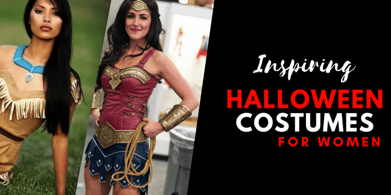 Halloween Costumes for Women That They Will Love To Wear