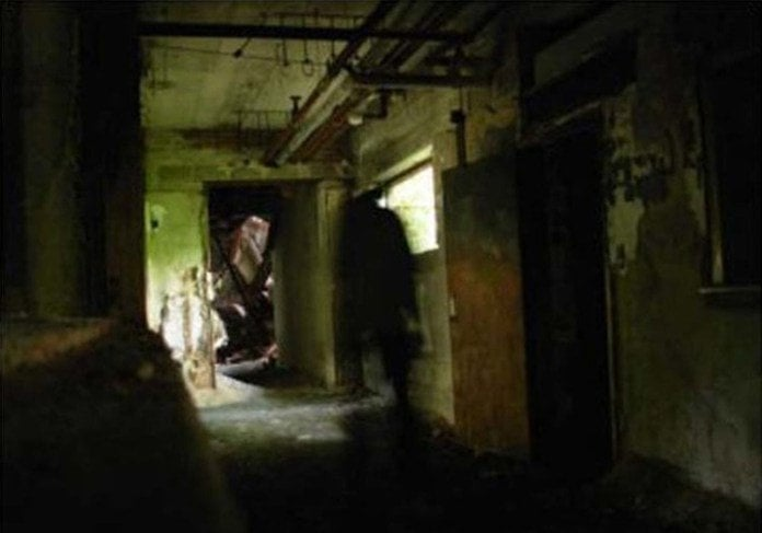 Allen County Tuberculosis Hospital Ghost