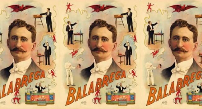 Balabrega - Blew Up Himself And His Assistant
