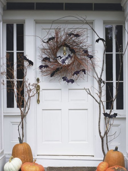 Batty Wreaths