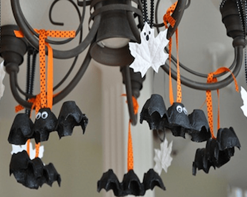 Cheap Homemade Halloween decorations