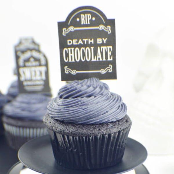 Halloween Cupcake 2017