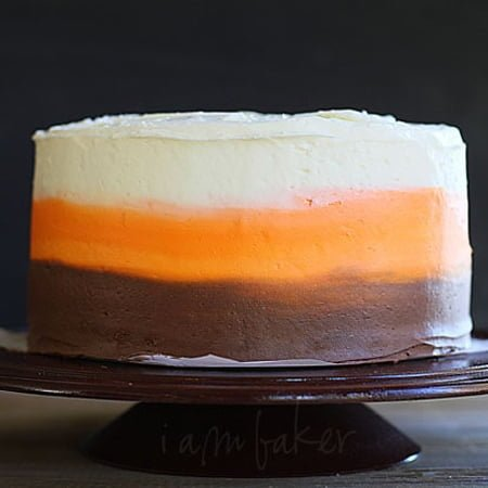Halloween Cakes Recipes