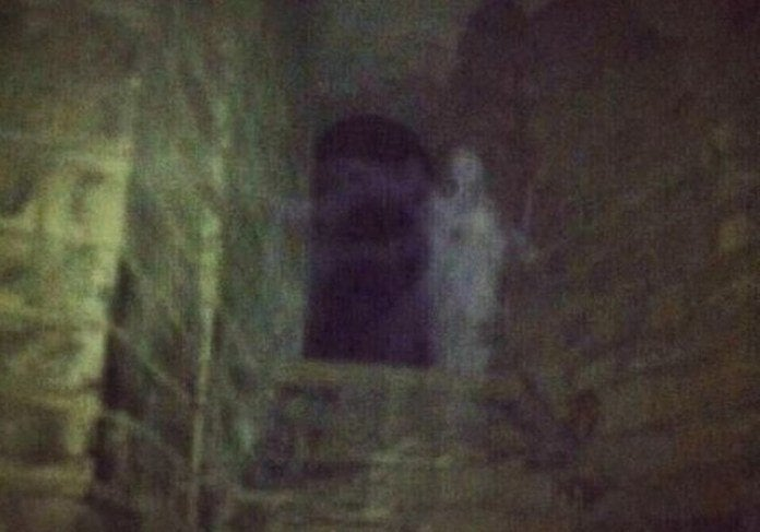 The Castle Keep Ghost