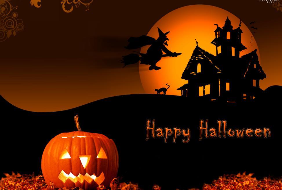 Celebrate Halloween