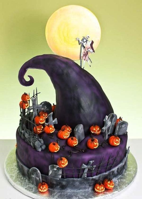 Halloween Cakes 2017