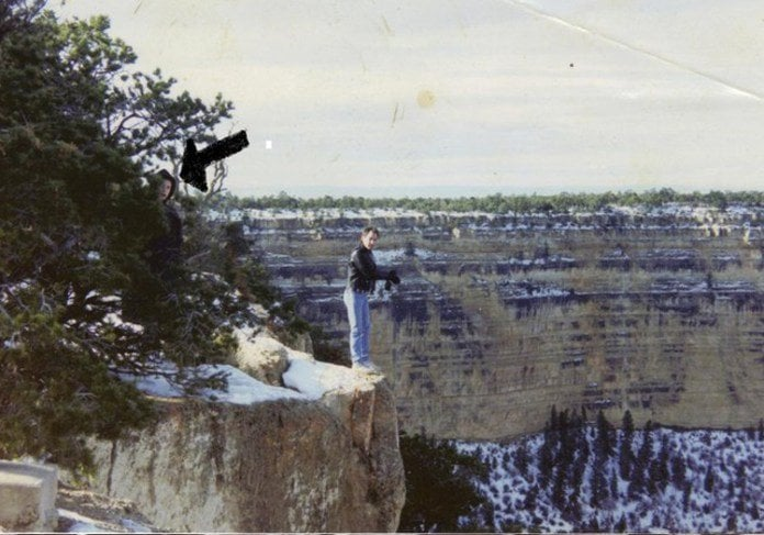 Grand Canyon Ghost