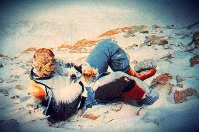 Hannelore Schmatz Earned The Dubious Honor Of Being The First Woman To Die On Mount Everes