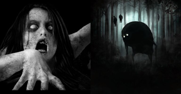 10+ Haunting Stories of Inhuman Creatures People Saw With Their Own Eyes