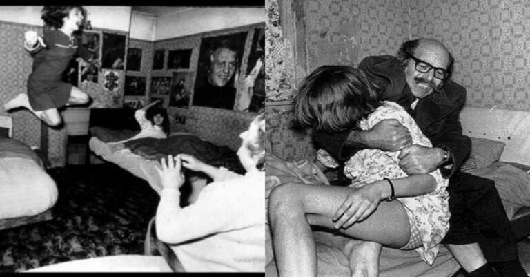 Read The True And Spine Chilling Story of the Enfield Haunting
