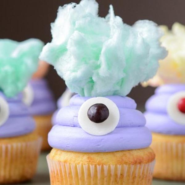Spooky Halloween Cupcake Ideas 2017