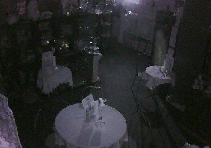 The Night Time Intruder