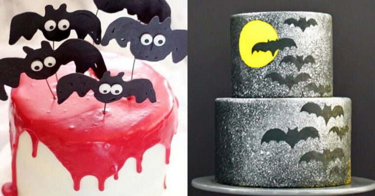 10+ Scary Halloween Cakes With Easy Recipes