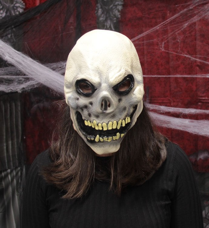 scary Halloween masks 2017