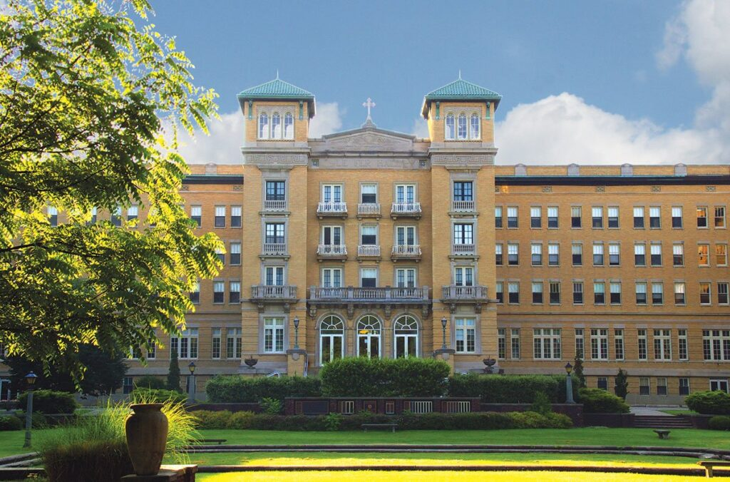 Saint Mary Of The Woods College