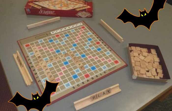 party games for halloween