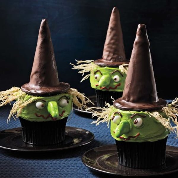 cupcake ideas for halloween