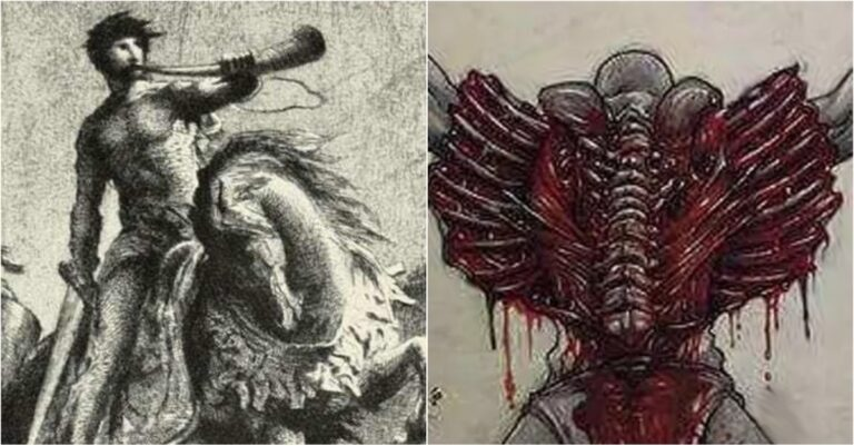 The Blood Eagle Is Easily One Of History's Most Horrifying Torture Methods