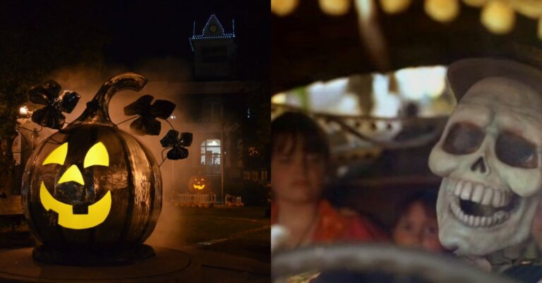 You Can Visit 'Halloweentown' IRL This Halloween & Internet Is Going All Crazy About It