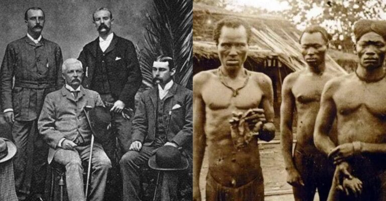 James Jameson Bought A Slave Girl For Six Handkerchiefs To Be Cannibalized