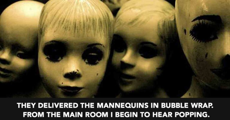 10+ Oddly Creepy And Terrifying 2 Sentence Stories That Will Keep You Up Tonight