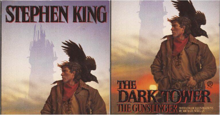 "Stephen King Confirms Upcoming New ""The Dark Tower"" Novel"
