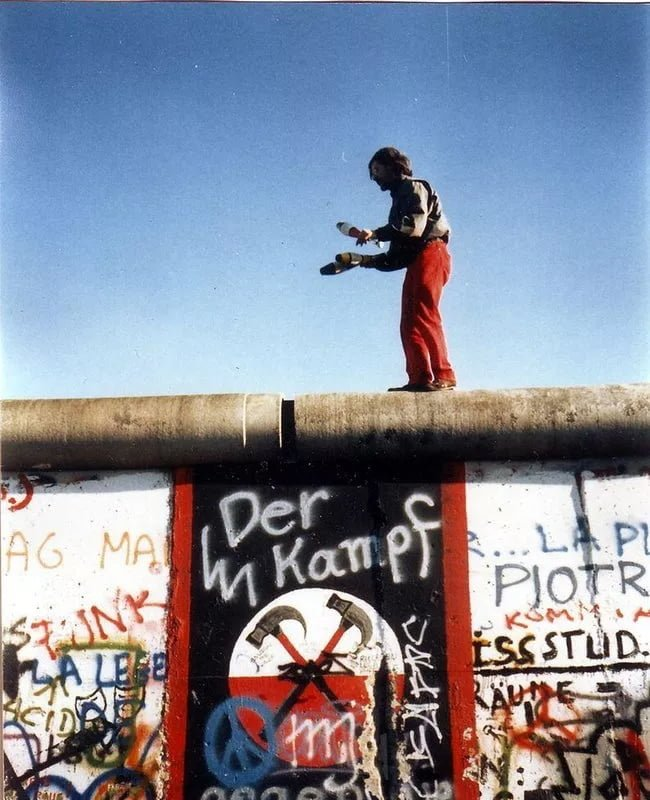 Satanic Panic After Berlin Wall Collapse