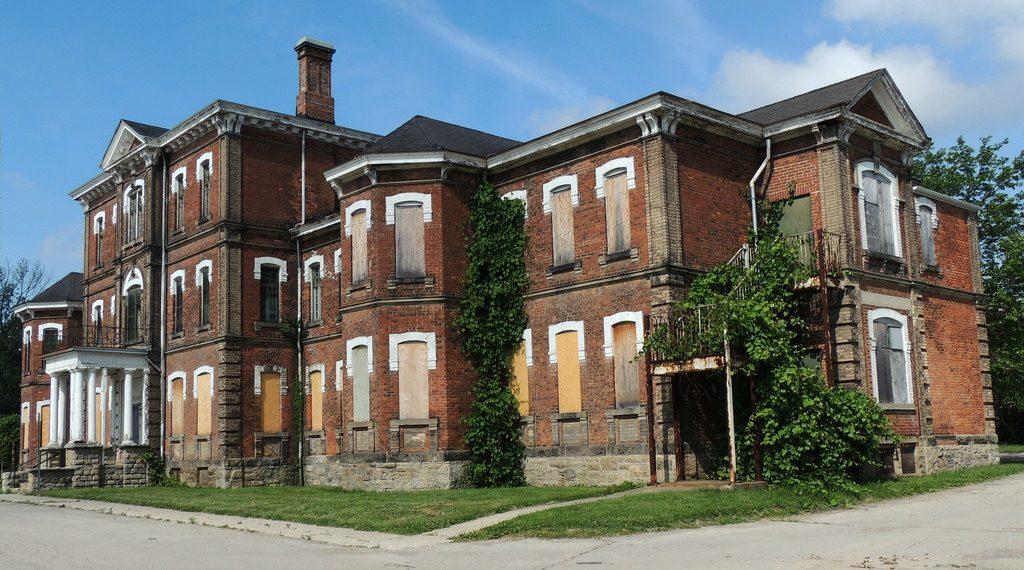Century Manor Insane Asylum