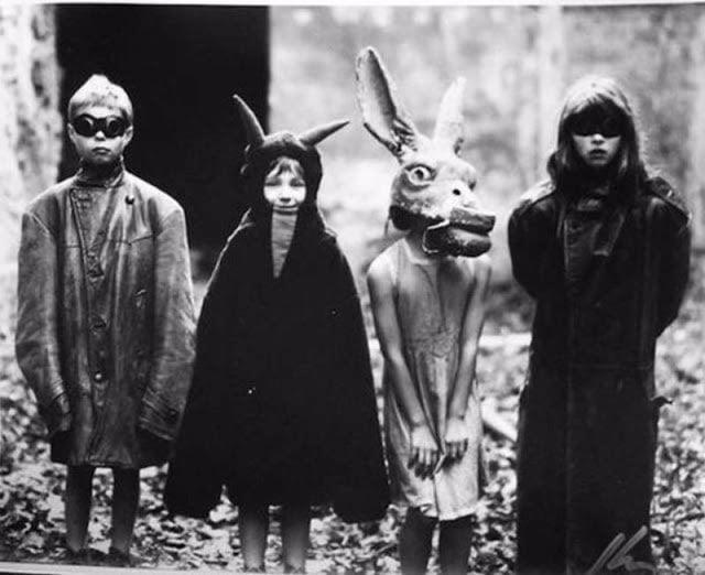 Halloween Costumes 16
