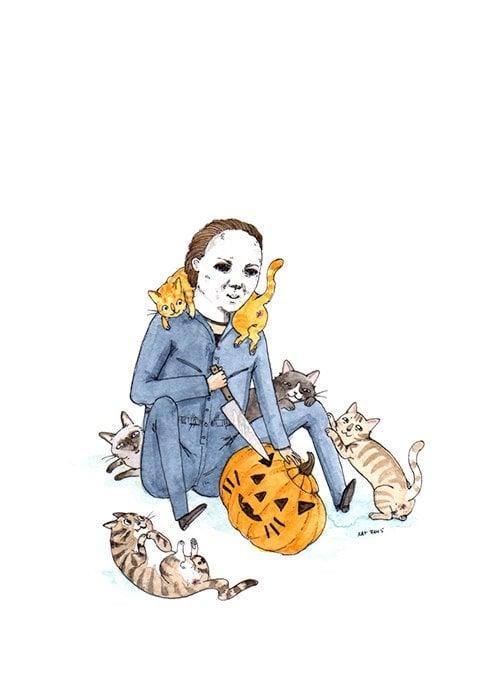 Meow-lloween