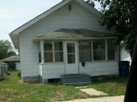 Indiana Demon House