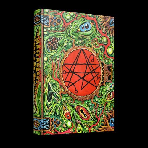 necronomicon pop up book