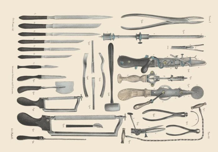 Surgical saws