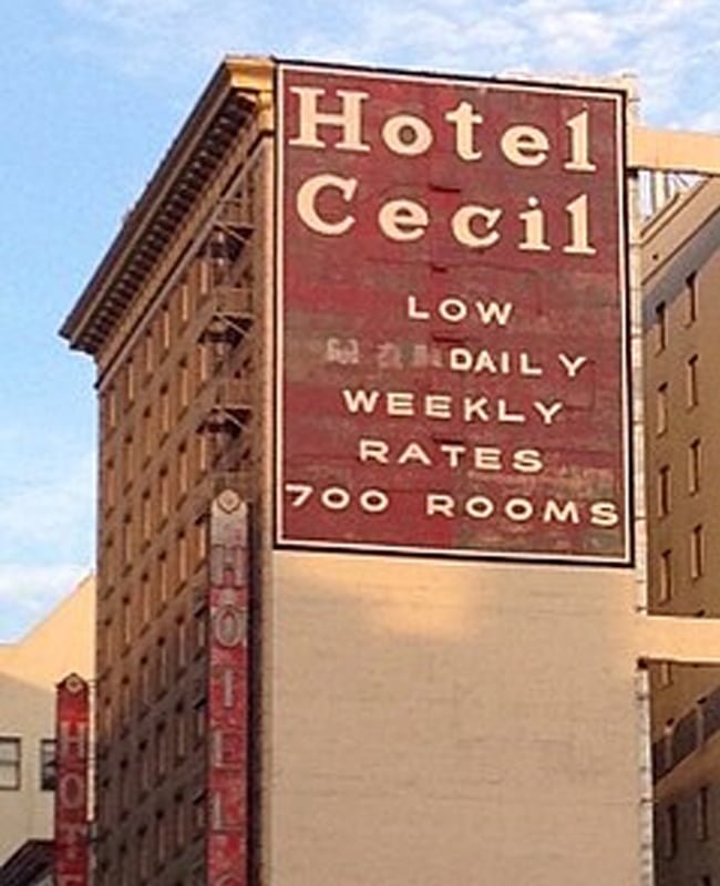 Another Murderer Finds Refuge In The Notorious Hotel