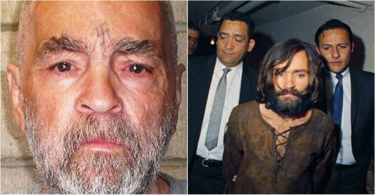 Chilling New Documentary Reveals Charles Manson's 'Final Words' Before Death