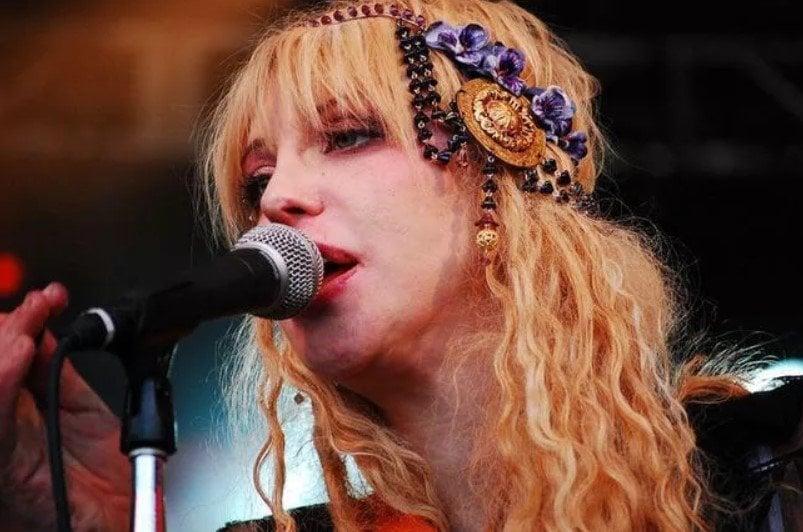 Courtney Love murdered Kurt Cobain