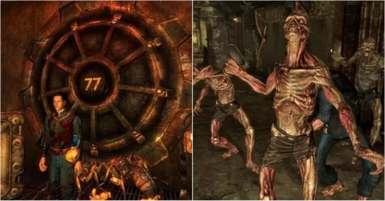 """10+ Creepy Backstories Of The Vaults From """"Fallout"""""""