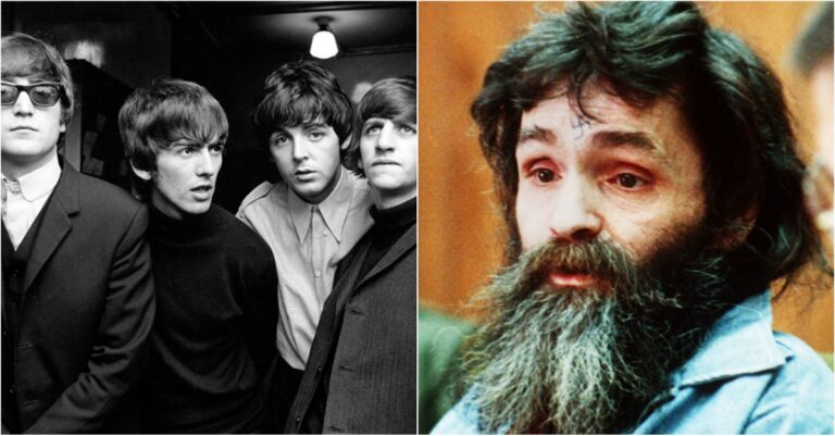 7 Chilling Facts About Charles Manson & The MansonFamily