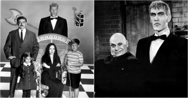 """Creator Of """"The Addams Family"""" Charles Addams Enjoyed Playing In Cemeteries As A Child"""