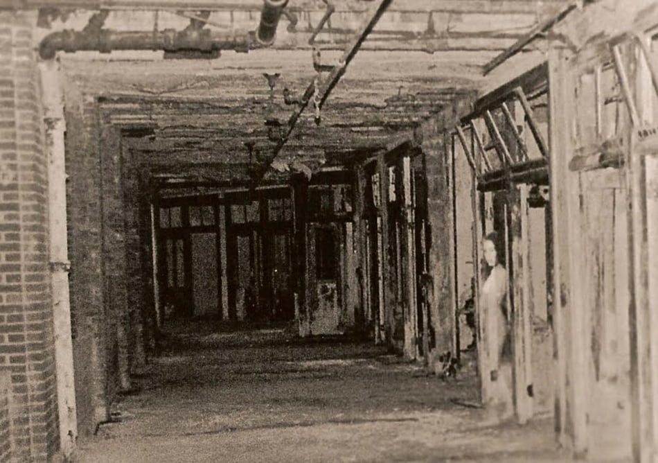 The Waverly Hills Sanatorium Spectre
