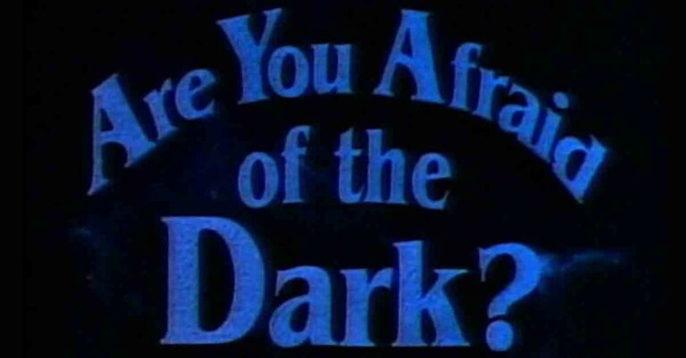 Twitter Is Going Crazy Over Nickelodeon's 'Are You Afraid Of The Dark' Upcoming Movie