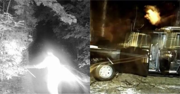 10+ Realistic Paranormal Pictures That Will Make You Believe In Ghosts