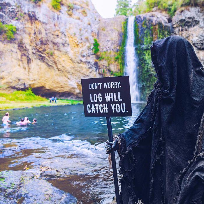 Swim Reaper 8