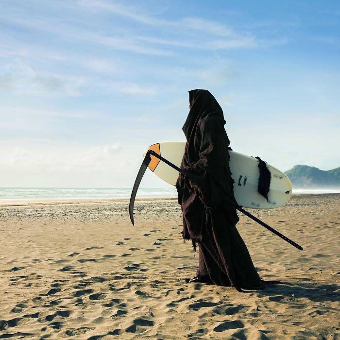 Swim Reaper 10