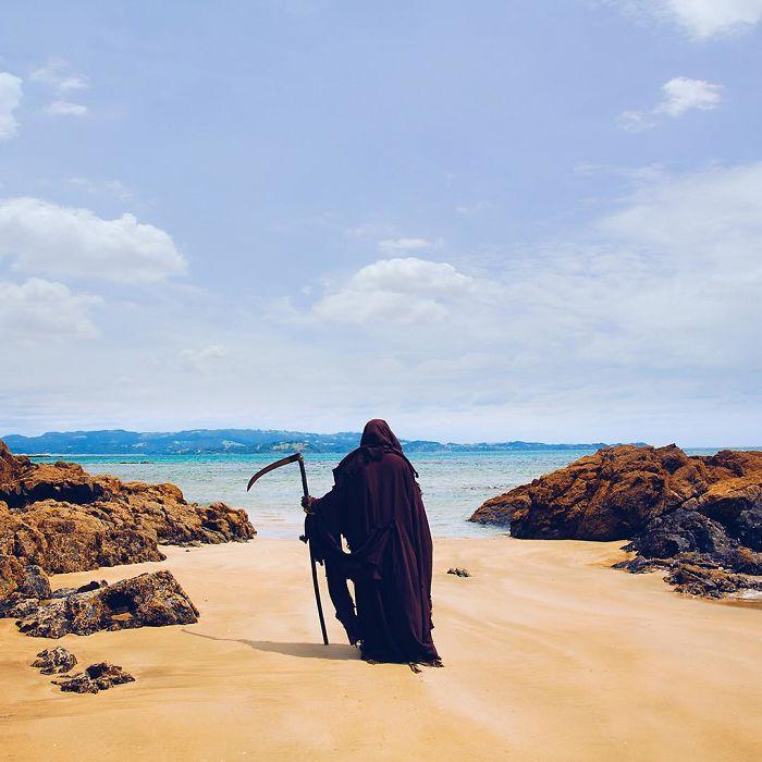 Swim Reaper 13