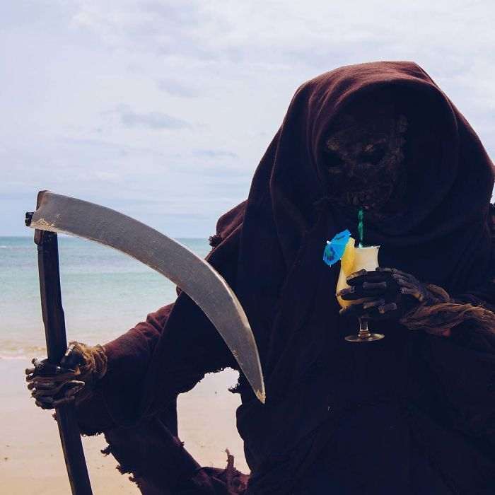 Swim Reaper 15