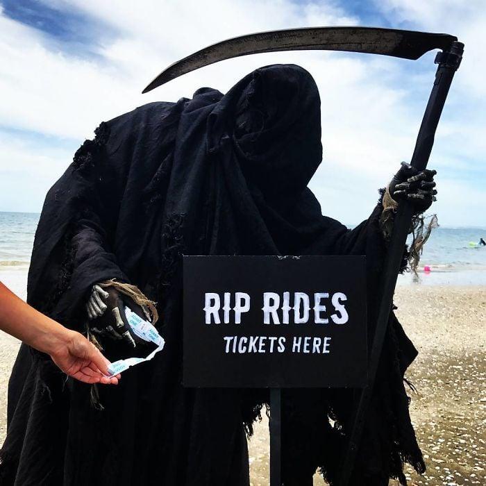 Swim Reaper 16