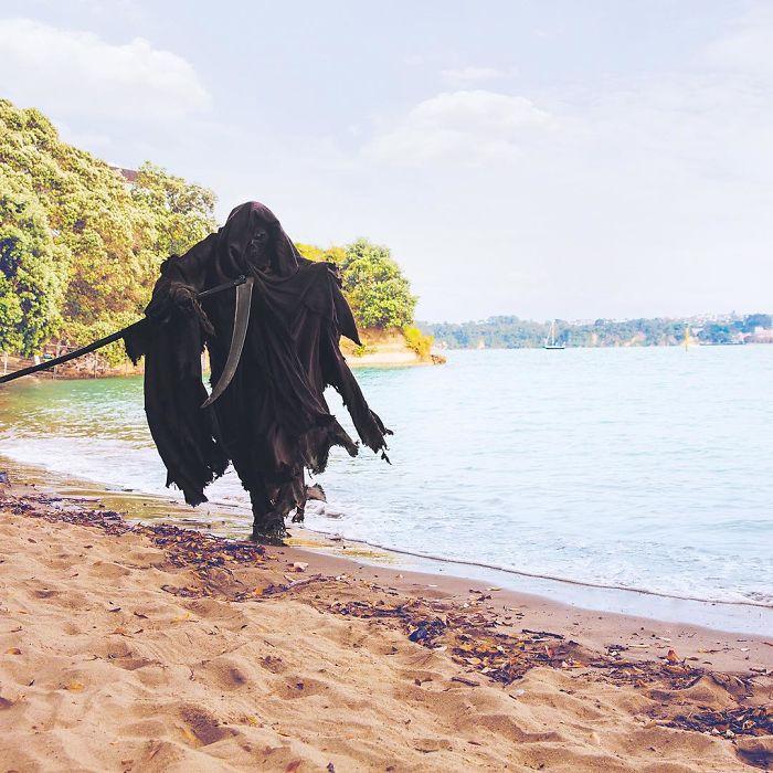 Swim Reaper 18