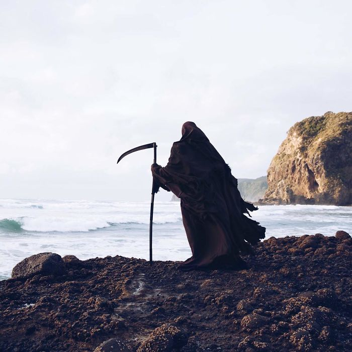 Swim Reaper 20