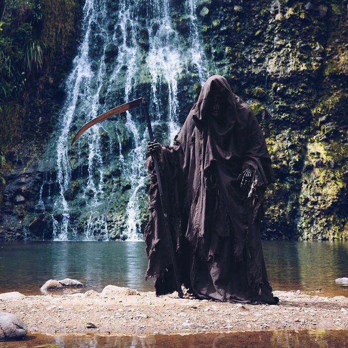 Swim Reaper 21